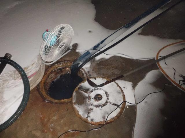 廢水處理化糞池系統